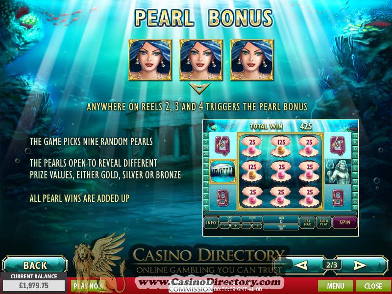 Play Atlantis Queen Pokies Online at Casino.com Australia