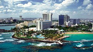 Puerto Rico hopes new casinos will boost economy.
