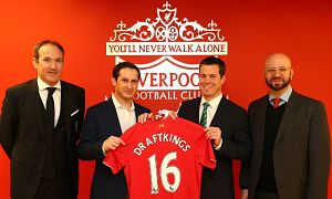 DraftKings partners with three Premiership clubs
