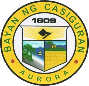 Seal of Casiguran
