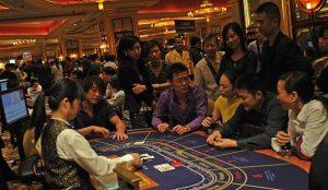 Chinese visitors leave poor tips in Las Vegas Casinos