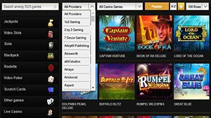 Why play at multi-software online casinos?