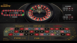 how neighbour and section bets in online Roulette work